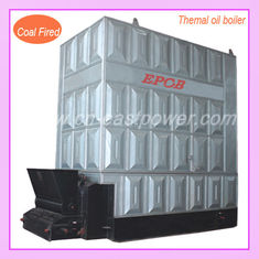 Horizontal Chain Grate Coal-fired thermal oil boiler with automatical control