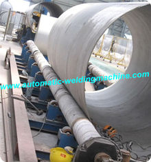 20T Automatic Long Axis Conventional Pipe Welding Rotator For Big Tank Or Pipe