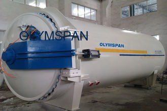 Chemical Laminated Glass Autoclave