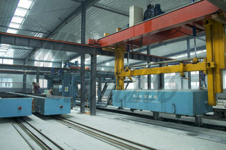 Sand Lime Block Autoclaved Aerated Concrete Equipment 150000m3