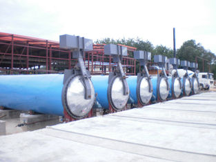 Saturated Steam Wood Chemical Autoclave