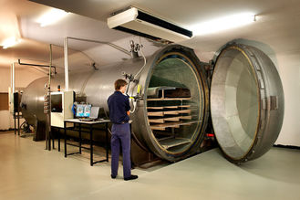 Wood Autoclave High Pressure