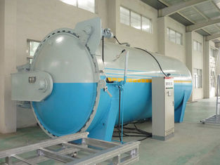 Automatic Laminated Vulcanizing Autoclave Industrial Φ3m , High Efficiency