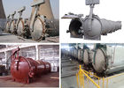 High Temperature Steam Pressure AAC Autoclave For AAC Block Making Plant